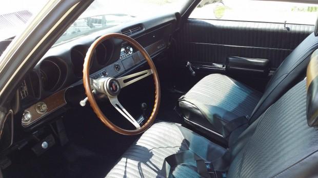 1969 Oldsmobile 442 HO4551
