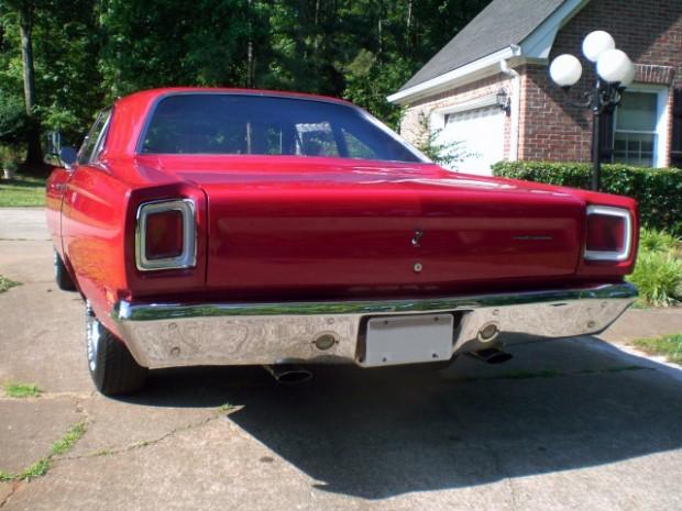 1969 Plymouth RoadRunner7