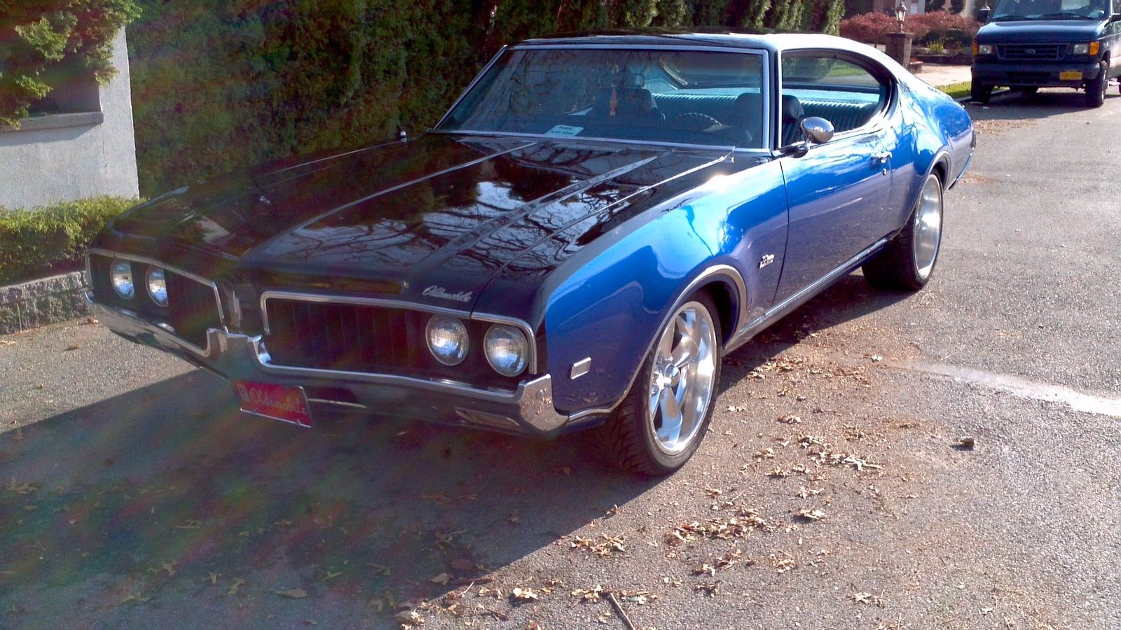 1969 Oldsmobile Cutlasss Supreme Coupe