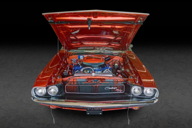 1970 Dodge Challenger RT 2 DR HT Spec Edition 426 Hemi Burnt Orange343