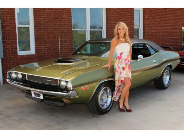 1970 Dodge Challenger Rt 383 525 Hp Muscle Car