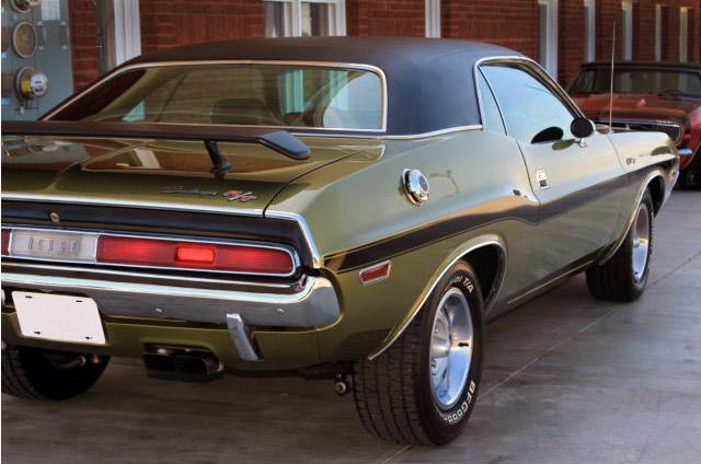 1970 dodge challenger rt 383 525 hp muscle car. Black Bedroom Furniture Sets. Home Design Ideas