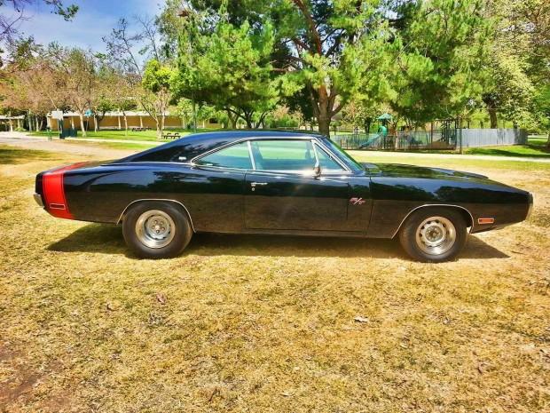 1971 Mustang Boss 351 Grabber Blue3