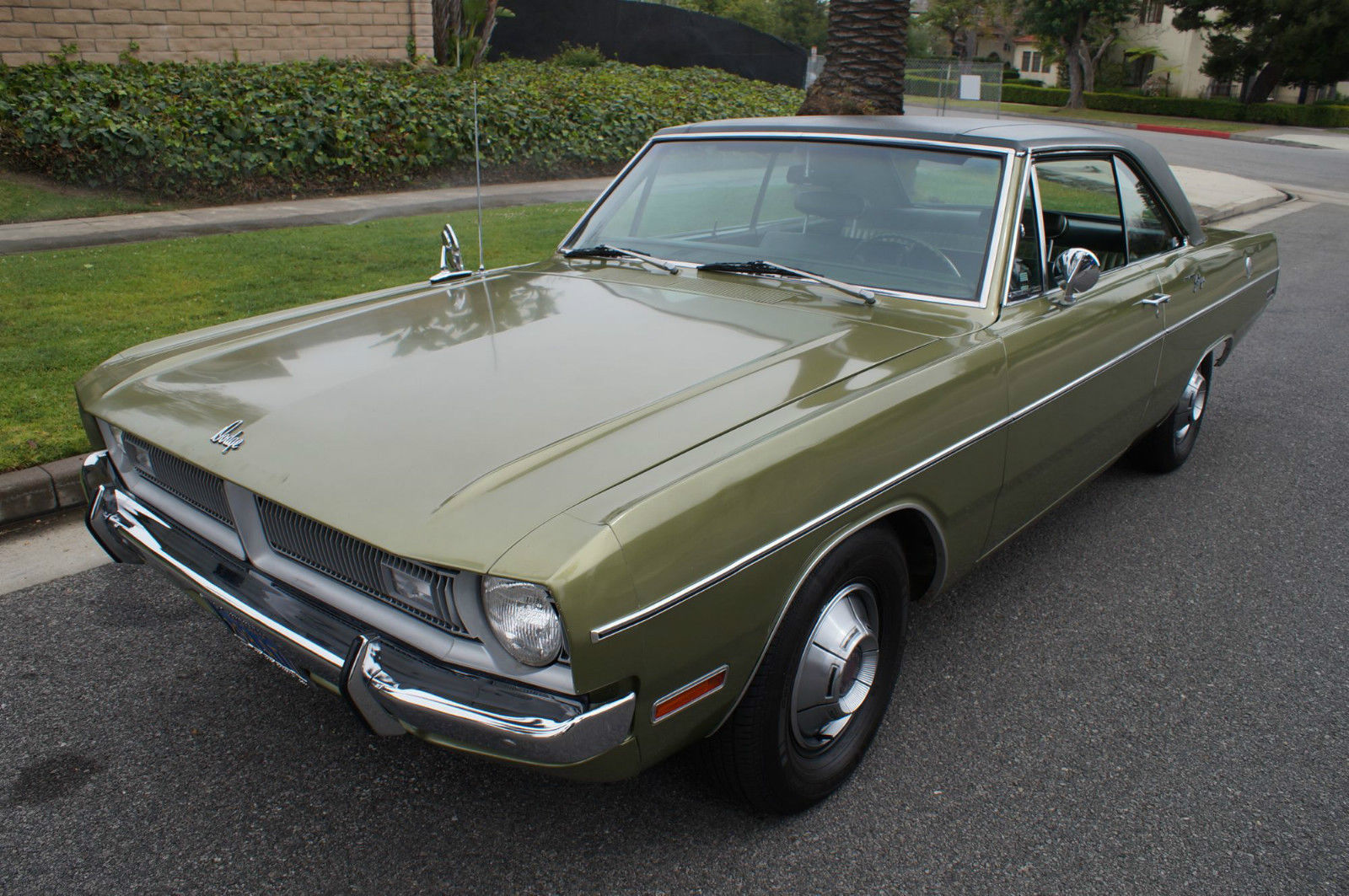 1970 Dodge Dart SWINGER 318 230HP V8 COUPE -12