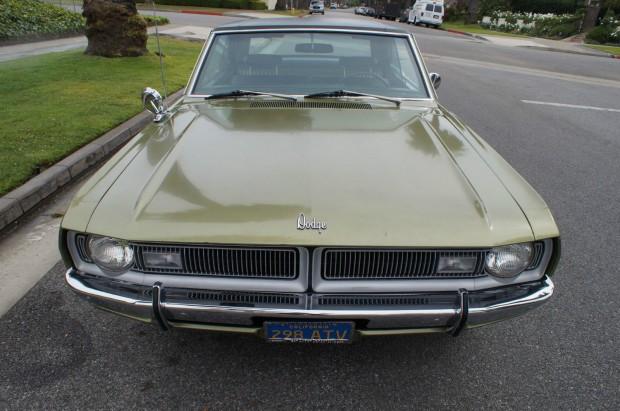 1970 Dodge Dart SWINGER 318 230HP V8 COUPE -14