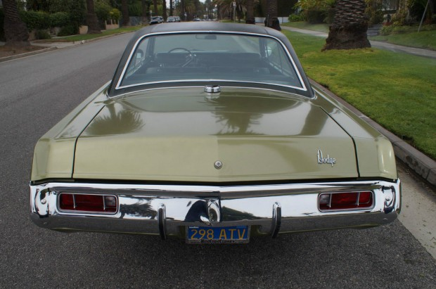 1970 Dodge Dart SWINGER 318 230HP V8 COUPE -15