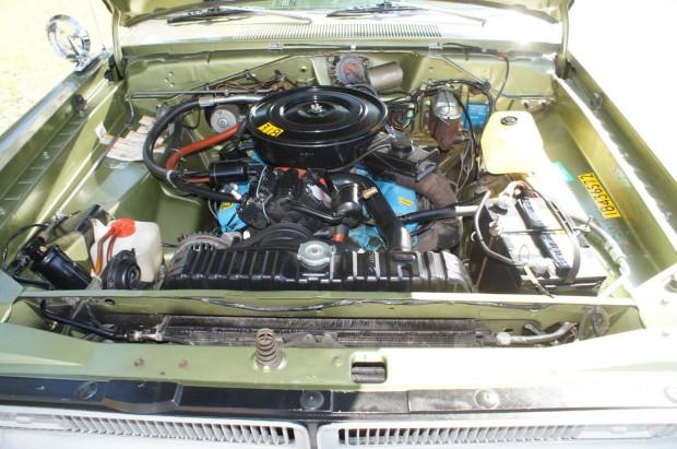 1970 Dodge Dart SWINGER 318 230HP V8 COUPE -11