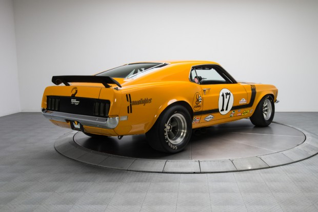 1970 Ford Mustang Boss 3022