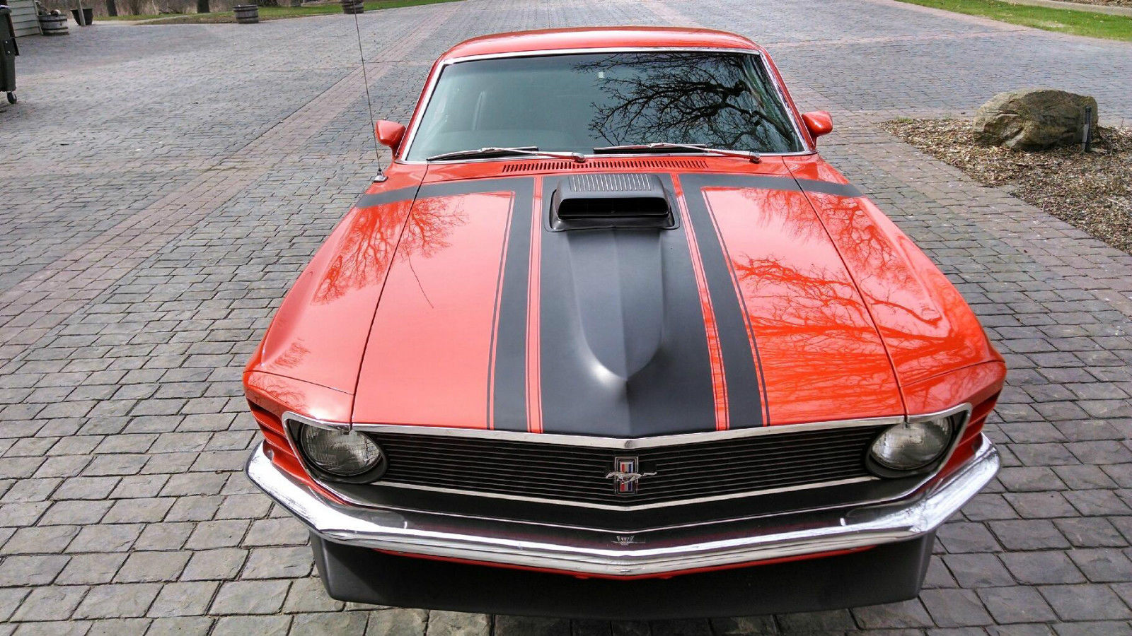 1970 Ford Mustang Boss 302 Replica1