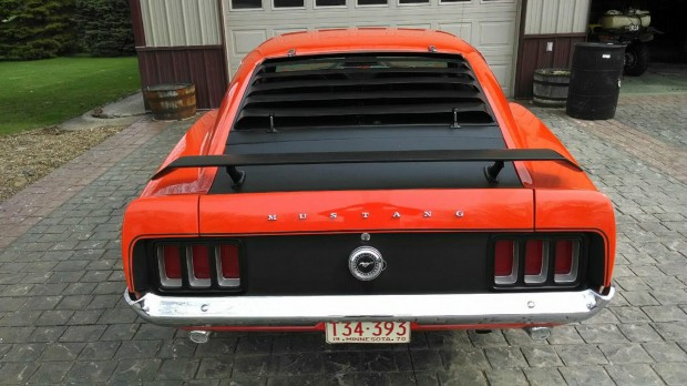 1970 Ford Mustang Boss 302 Replica2