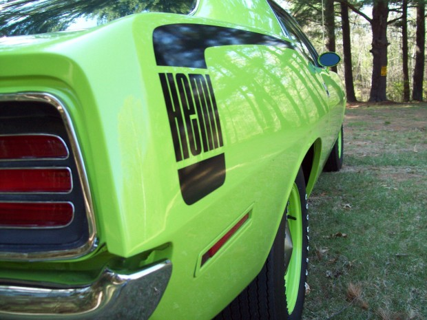 1970 Plymouth Barracuda-1435435