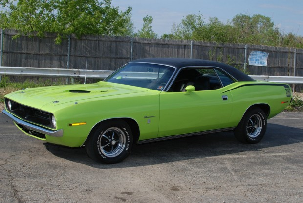 1970 Plymouth Barracuda Gran Coupe 5.6L-1