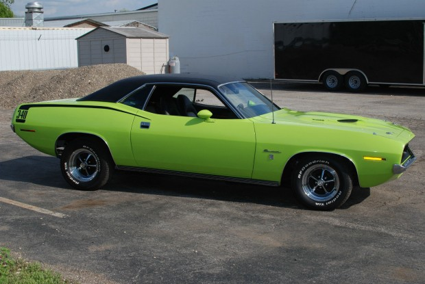 1970 Plymouth Barracuda Gran Coupe 5.6L5
