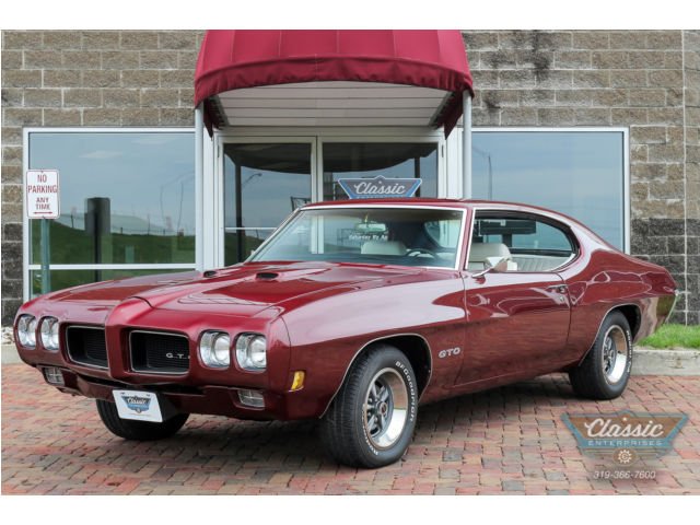 1970 Pontiac California GTO with 400 V8 2