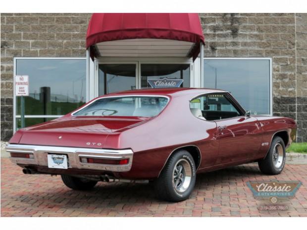 1970 Pontiac California GTO with 400 V8 3