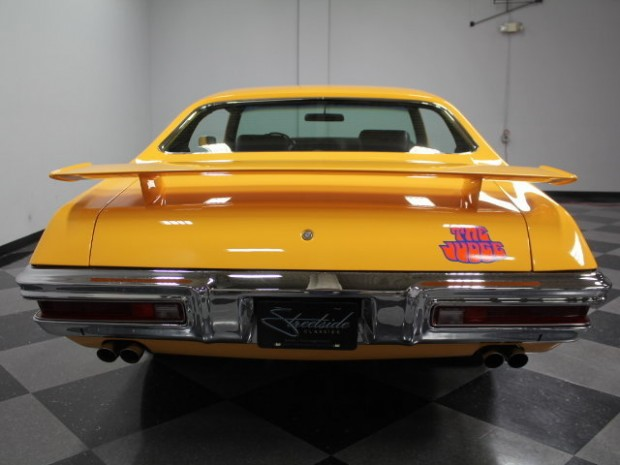 1970 Pontiac GTO Judge Orbit Orange1