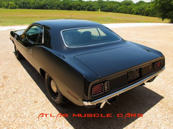 1971 Cuda 528 Hemi 4 speed, K frame off-13