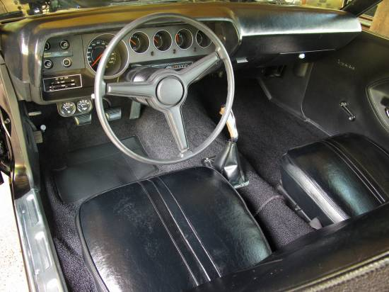 1971 Cuda 528 Hemi 4 speed, K frame off57gh