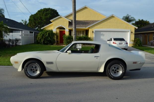 1971 Pontiac Firebird Trans AM clone1