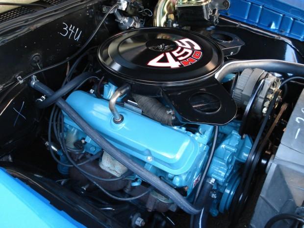 1971PontiacGTO455 HO 4-SPEED LUCERNE BLUErgr
