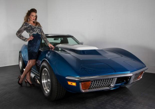 1972 Corvette 454 Roadster Resto Mod
