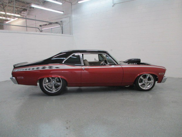 1972 Nova 572 Big Block V8 Custom Hot Rod6