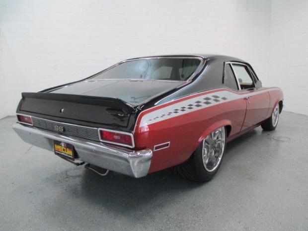 1972 Nova 572 Big Block V8 Custom Hot Rod-163