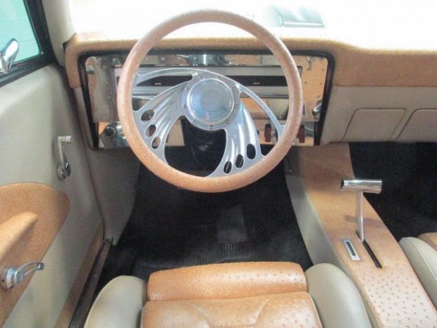 1972 Nova 572 Big Block V8 Custom Hot Rod-13