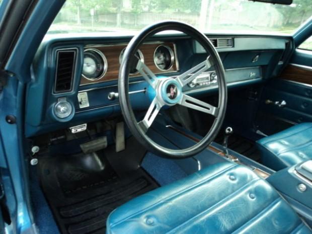 1972 Oldsmobile 442 W304365345