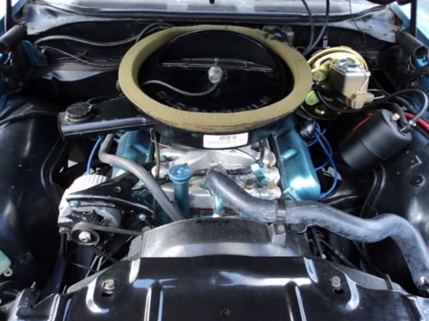 1972 Oldsmobile 442 W304545