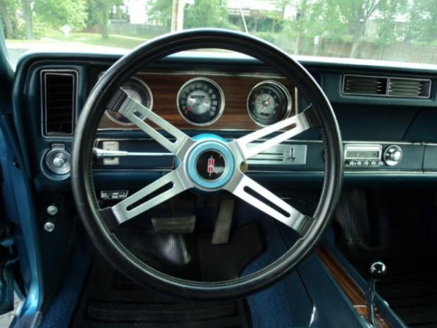 1972 Oldsmobile 442 W301