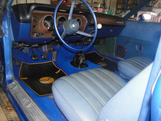 1972 Plymouth Roadrunner-1345345