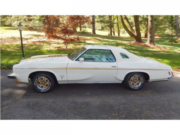 1973 Oldsmobile Cutlass Hurst4