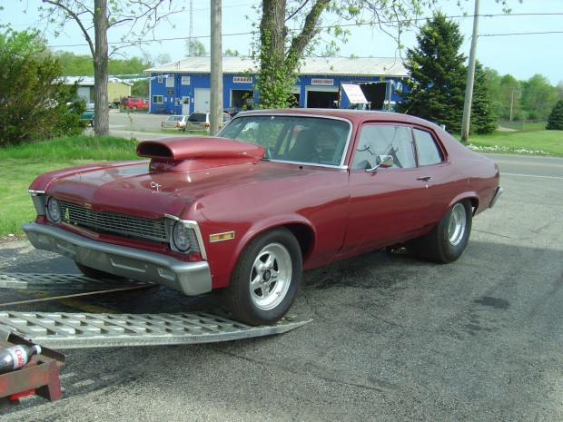 1974 CHEVROLET NOVA DRAG RACING CAR3