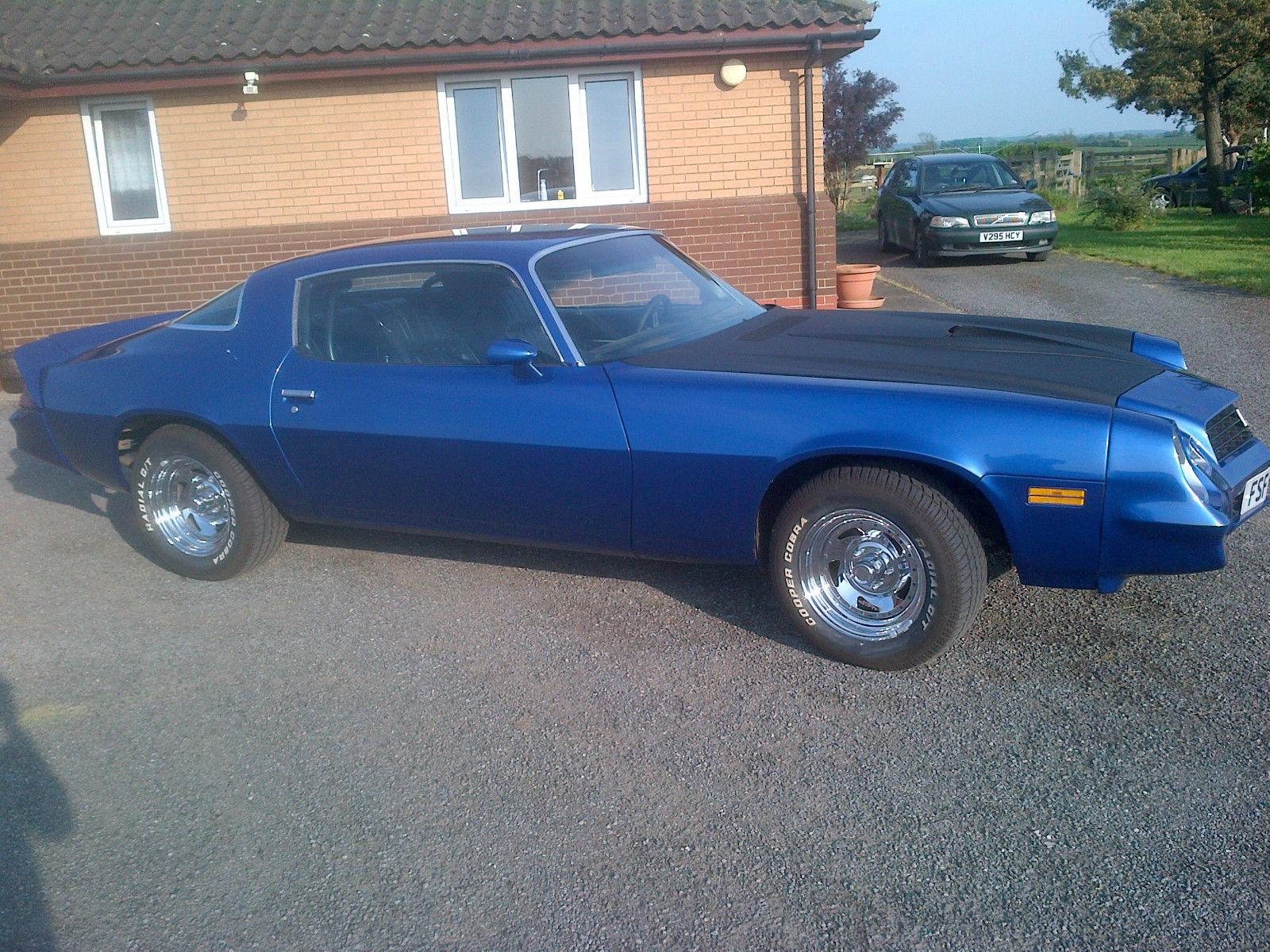 1978 chevrolet camaro z28 350 cu v8 185 hp 4 speed sold - Filename 1978chevroletcamaro57l12 Jpg