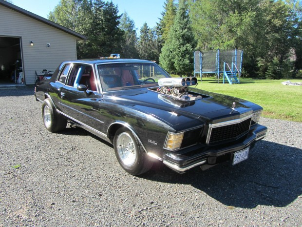 1979 Chevrolet Monte carlo SS supercharger 6-71 blower-143