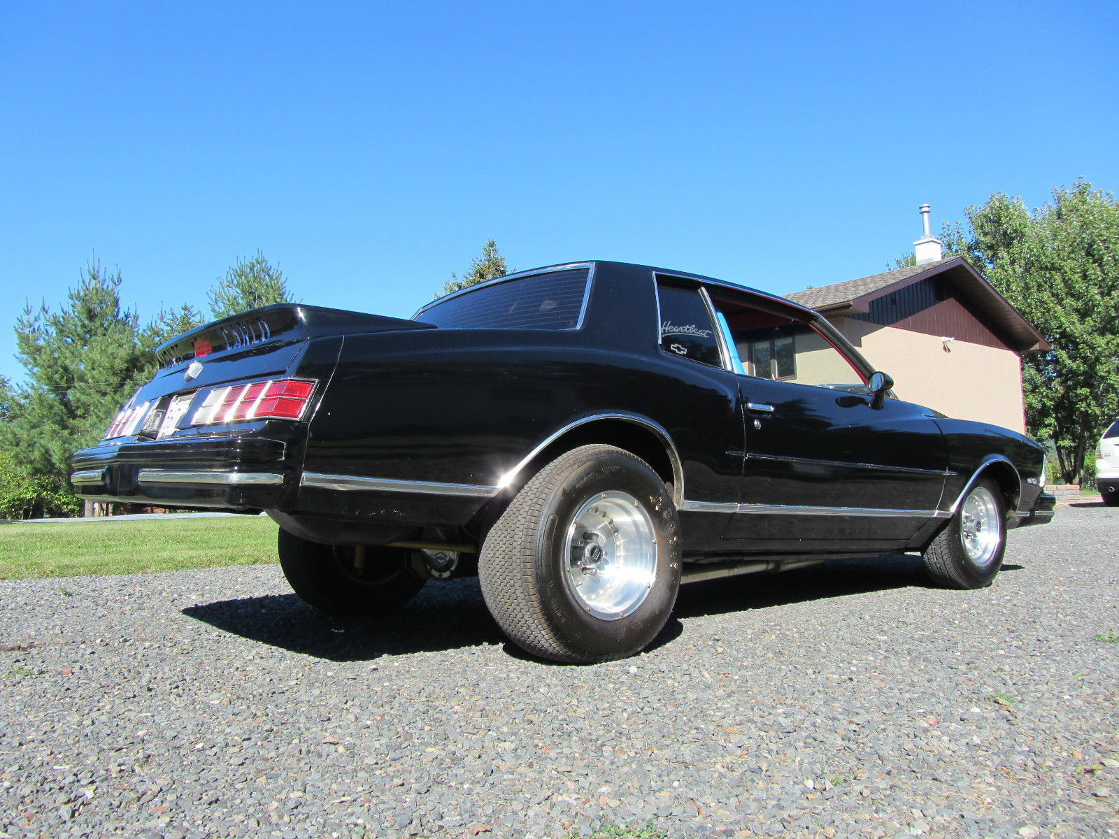 1979 Chevrolet Monte carlo SS supercharger 6-71 blower