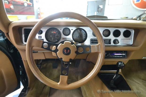 1979 Pontiac Trans Am 4 Speed WS6 400ci GreenCamel-1456345
