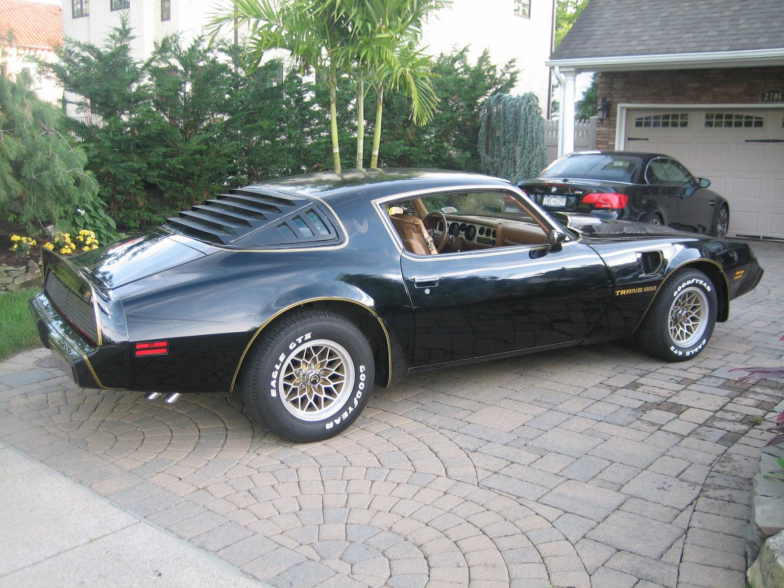 1979 Pontiac Trans Am Ws6 Ta 66l 400 4 Speed Muscle Car 1978 Firebird Wiring Diagram 1454