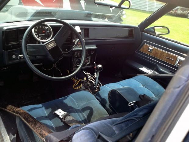 1987 Monte Carlo Drag Car3