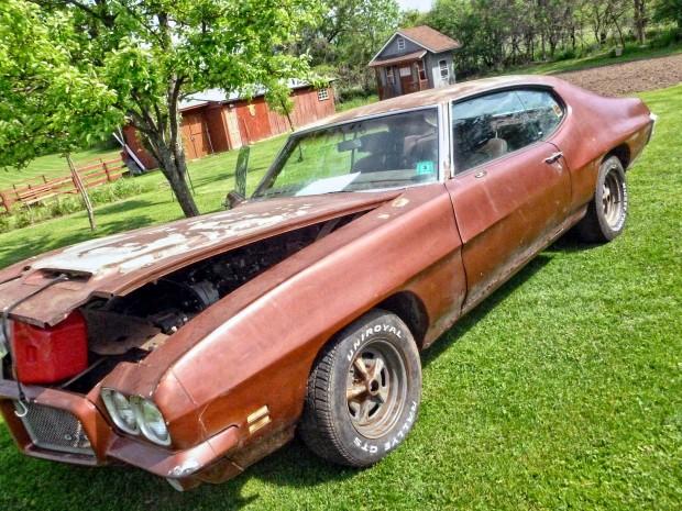1971 Pontiac GTO 455