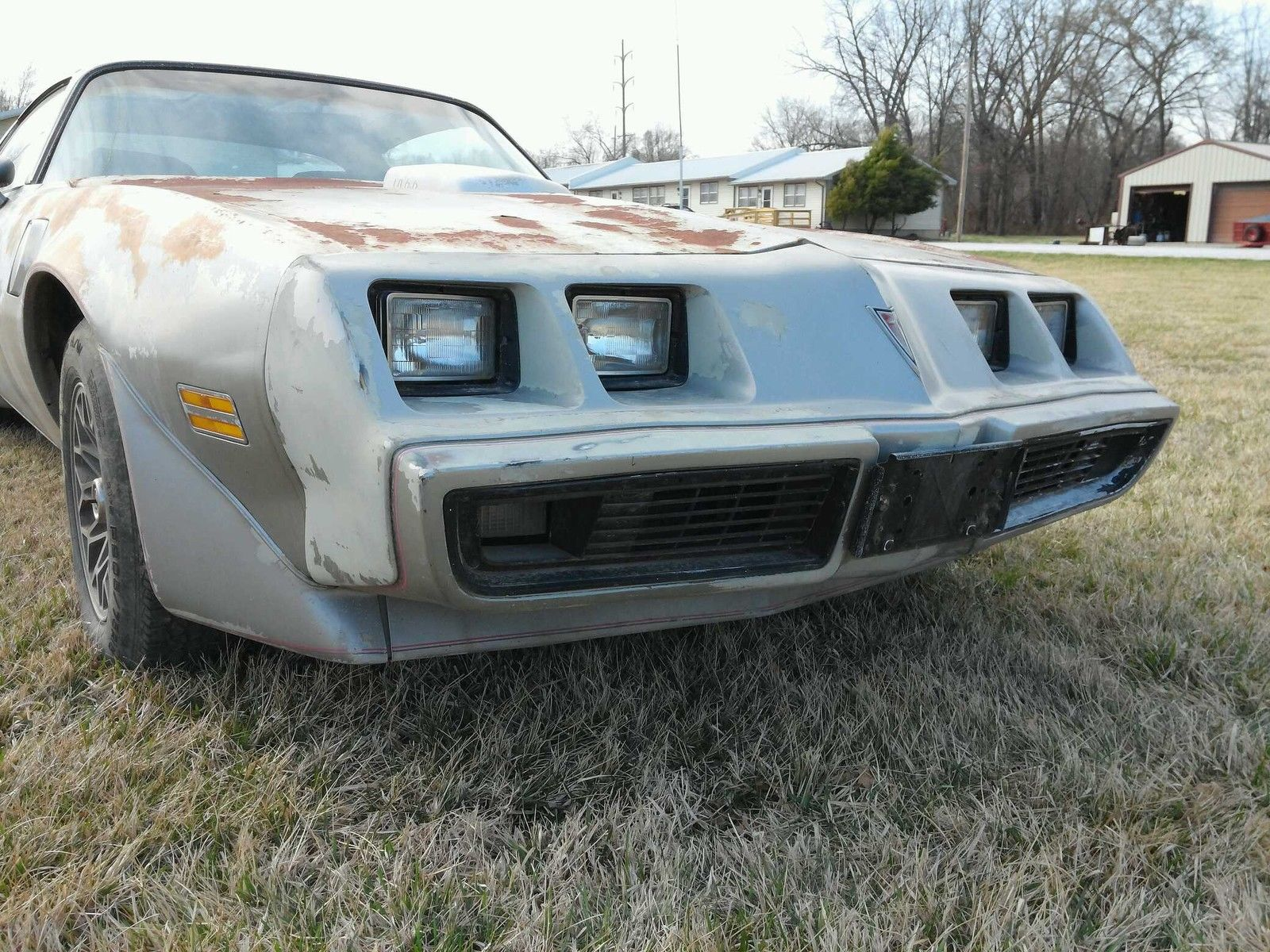 79 Pontiac Trans Am BARN FIND T Top 10th ANNIVERSARY LIMITED EDITION3