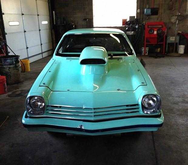 Chevrolet-Vega drag racer5