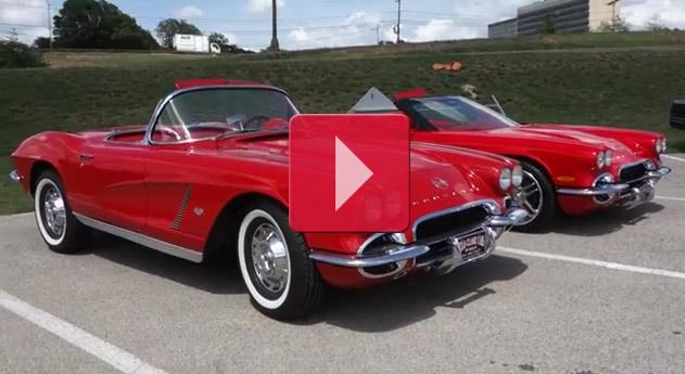 Corvette vs. 1962 Corvette