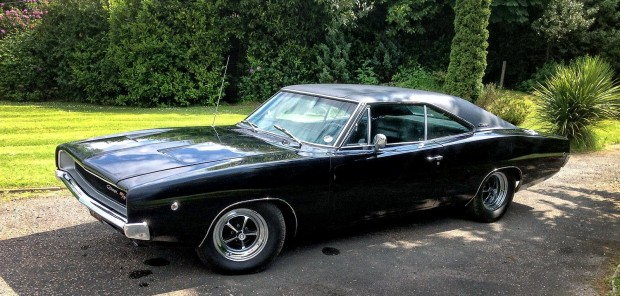 1968 DODGE CHARGER 440 RT4