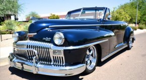 1948 Desoto Convertible Hot Rod