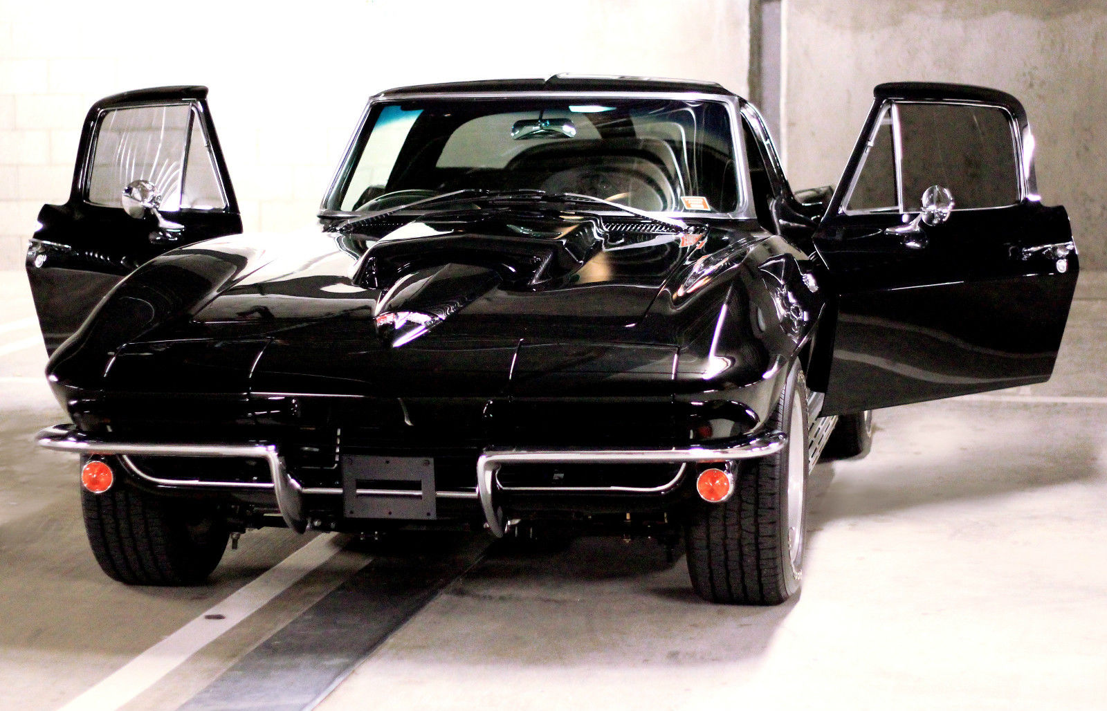 1963 Chevrolet Corvette Stingray Split Window-14343