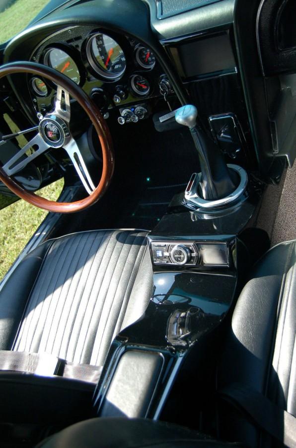 1963 Chevrolet Corvette Stingray Split Window-144534