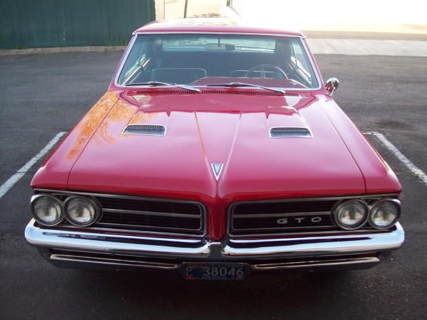 1964 Pontiac GTO Base 6.4L-15455