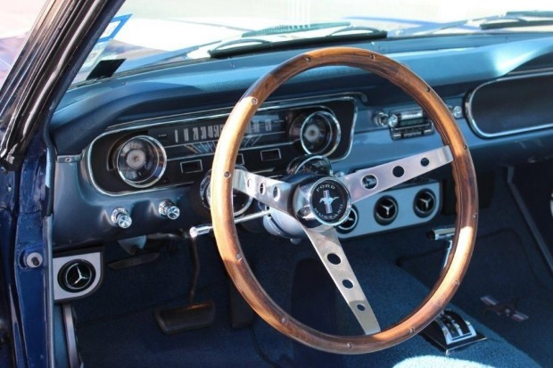 1965 Ford Mustang Fastback Shelby pro touring-1344